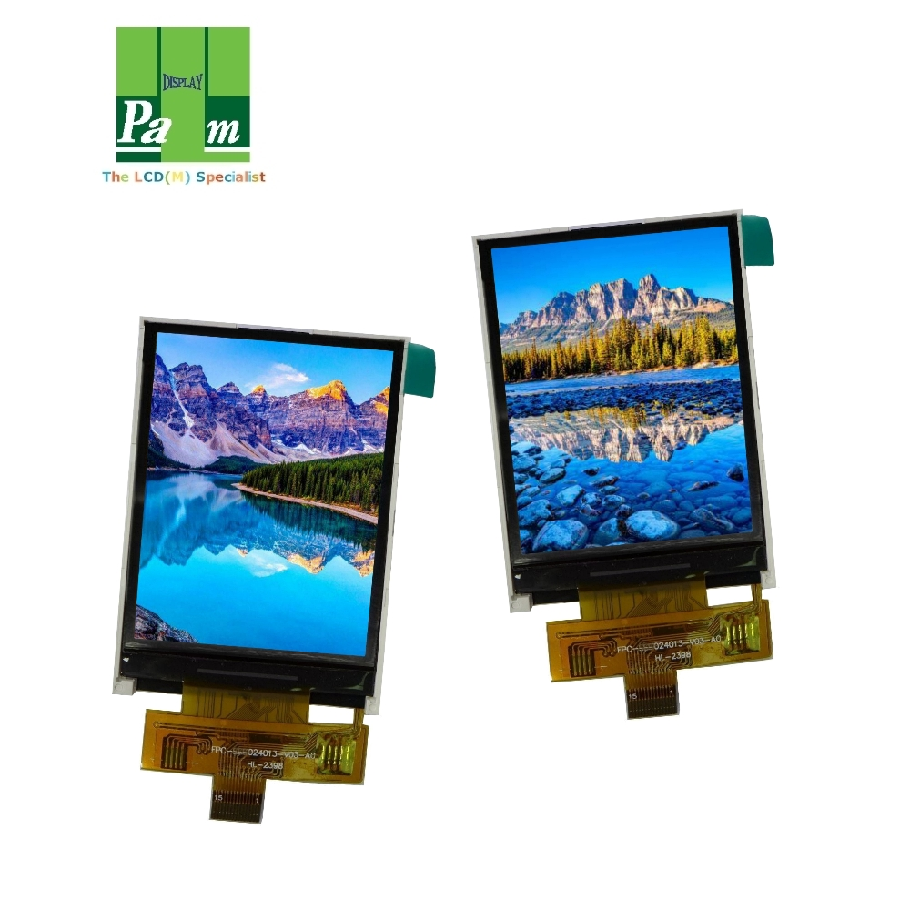 Small LCD 4.3 3.5 2.4 TFT SPI interface 240X320 resistive touch module