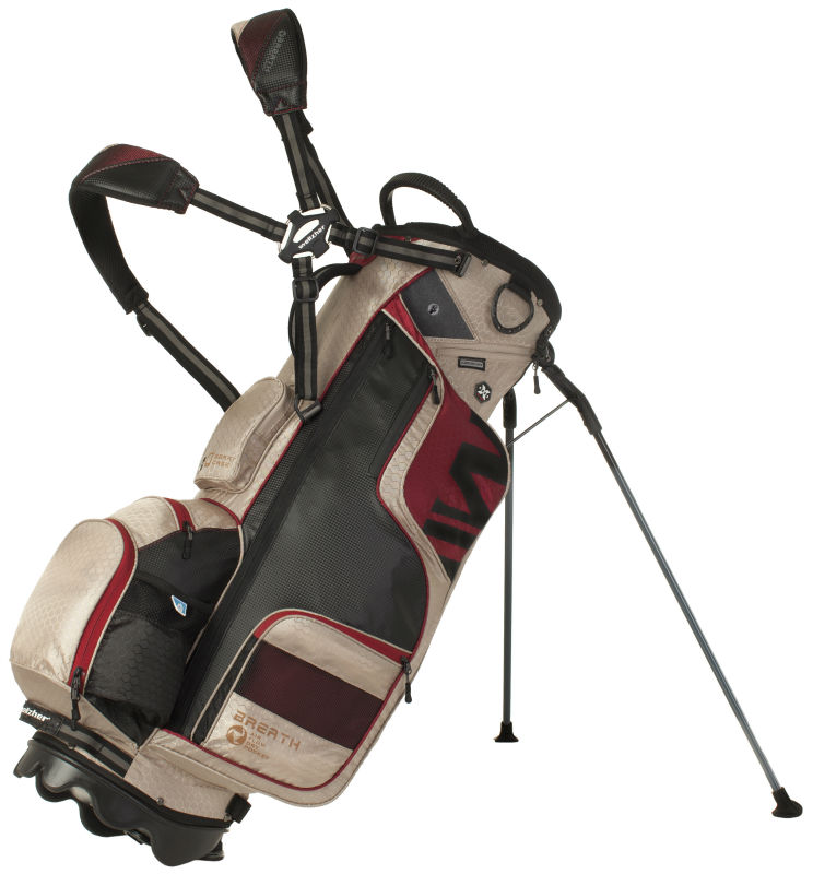 Wellzher T.E. Stand Carry Golf Bag