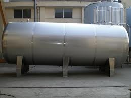 Carbon steel and stainless steel oil tank torage tank vessel