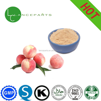 Chinese supplier peach fruit plant extract powder