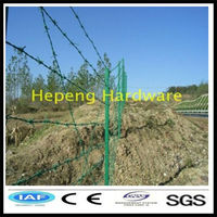 high quality low price barbed wire or gill net factory (ISO)