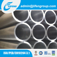 Hot selling wholesale ASTM B338 gr2 seamless titanium tube for heat exchanger