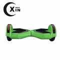 Green Color 8 Inch Balance Board Two Wheels Electrical Scooter With Top Lights