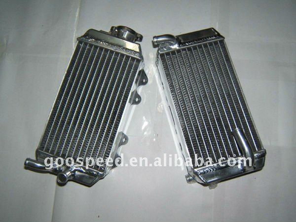 Motorcycle radiator for YZ250F& WR250F cooling parts