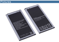 Cellphone battery packs for S5 G9006V G9008V G9009W for Samsung
