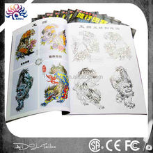 24 books tattoo flash collection, tattoo design book