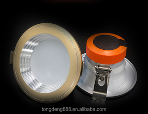 Colour temperature dimming 2700-6500k adjustable smd led downlight