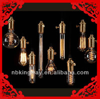 A Series Of Edison bulb Globe T45 ST64 /Decorative Lamp