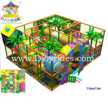 high quality indoor kids plastic playground playsets for sell