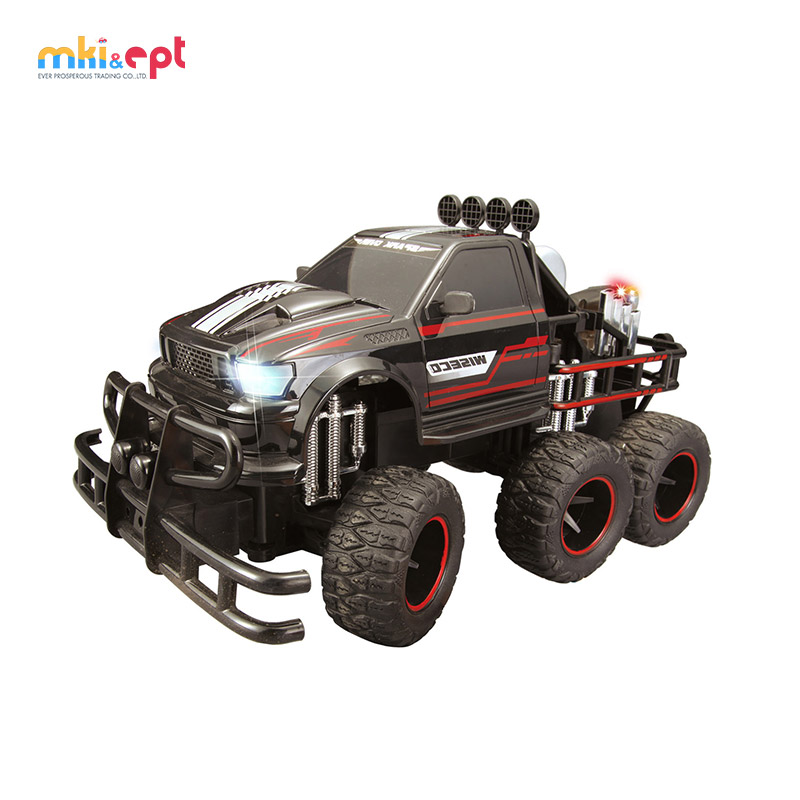 Cool kids <strong>remote</strong> <strong>control</strong> car rc 6x6 monster truck toys