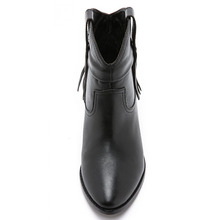 China Shoe Making Supplies Black Ankle Boots Order Online Shoes