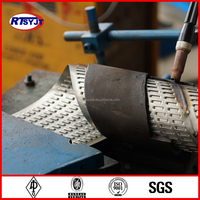 Manufacture J55 K55 P110 Bridge Slotted, Bridge Slotted Screen, Bridge Slotted Screen Pipe