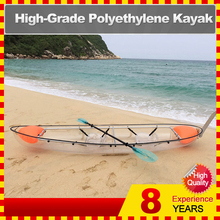 Polycarbonate Plastic Sea Kayak Boats China for Sale