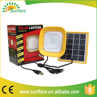 2016 new high quality super bright solar lantern