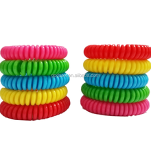 Hot Sale Silicone Slap Wristband anti mosquitoes,cheap bulk mosquito repellent coil bracelet