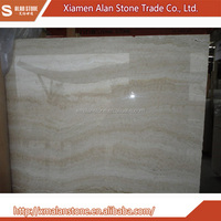 Cheap And High Quality Italian Super White Travertine Marble
