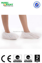 Single-Use CPE Shoe Covers from Hubei Orient