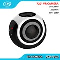 360 wifi camcorder sports action camera 4K HD resolution 720A