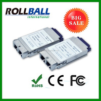 Optical Fiber Duplex SM SC TRx 1550nm 1.25g gbic transceiver module