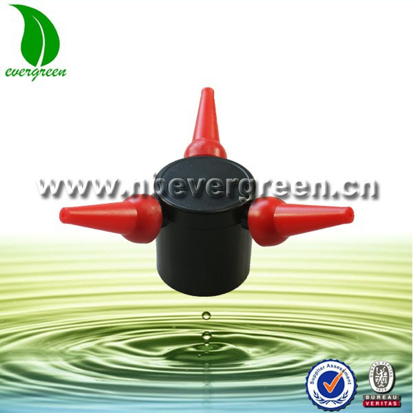 Triad water adjustable sprinkler