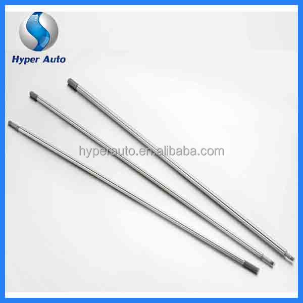 4-40 chromed industry stainless steel piston rod
