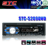 fixed panel car dvd pleyer with CE ROSH certificate best price