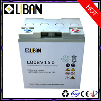 08V Sealed Deep Cycle Lead Acid Battery