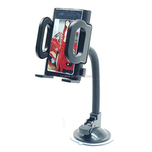 Universal Car Phone Holder Gooseneck Stand Long Arm Windshield Cellphone Car Mount Bracket Support Telephone Voiture Stent