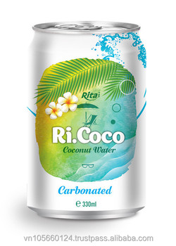 Pure Carbonated Coconut Water