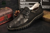 Factory direct sale high quality leather italian brand name shoes