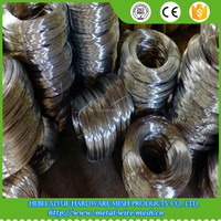 Export saudi arabia 22 gauge electro galvanized iron /25kg/rolls galvanized binding wire