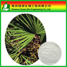 100% natural Saw palmetto fruit extract for men health