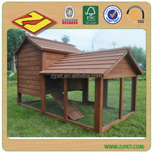 2015 Hot Sell Wooden Rabbit Cages with Ramp (BV SGS TUV FSC)