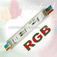 Ce/Rohs led module 5050 --3 chips 5050 led smd module low price