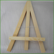 Wholesale Wood Painting Display Stand Mini Easel A Style