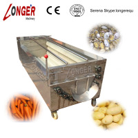Hot Selling Multifunctional Vegetable Washing Machine For Carrot/Potato/Ginger