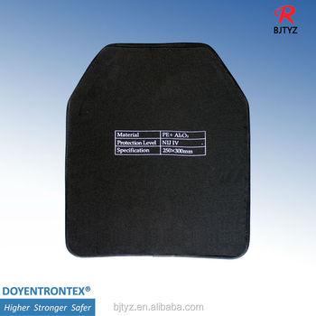 UHMWPE level iv ceramic ballistic plates  sc 1 st  Beijing Tongyizhong Specialty Fiber Technology \u0026 Development Co ... & UHMWPE level iv ceramic ballistic plates View level iv ceramic ...