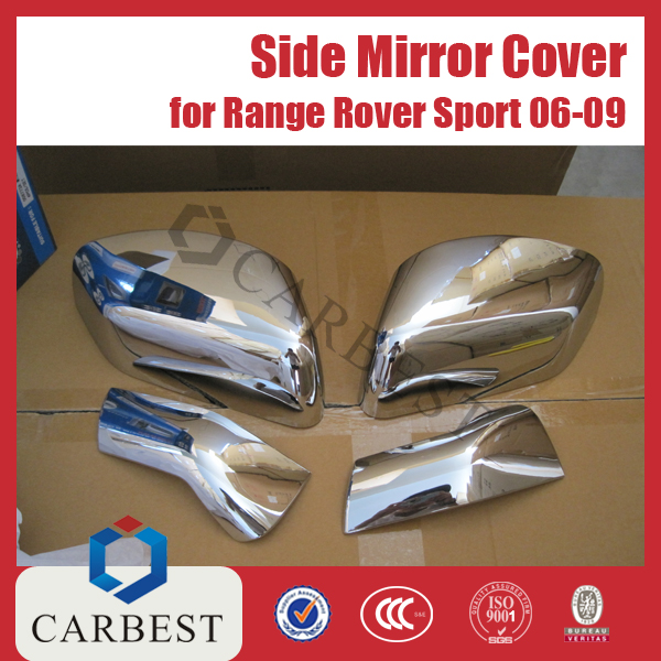Best Selling Side Mirror Cover for Range Rover Sport 06-09
