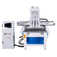 Wooden door engraving machine / 3d cnc router wood furniture making / wood carving equipment