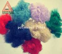 Dope Dyed Polyester Staple Fiber with Compatitve Price