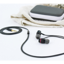 Hot selling product metal stereo accessories earphones