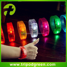 Event & Party Supplies sound active led wristband wholesale