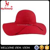 Beach decorate summer ladies dress hats wholesale