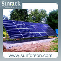 Solar mounting,pv solar ground screw, ground screw piles for panel installation