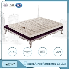 Alibaba china supplier sweet visco foam king size latex mattress