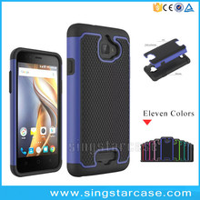 Wholesale Shockproof Football Texture Back Cover For Coolpad Catalyst 3622A Phone Case