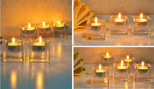 Cheap glass tealight candle holder , wedding candle holder centerpieces for decoration