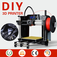 Wholesale lowest price challenger prusa i3 reprap 3d printer with lcd screen