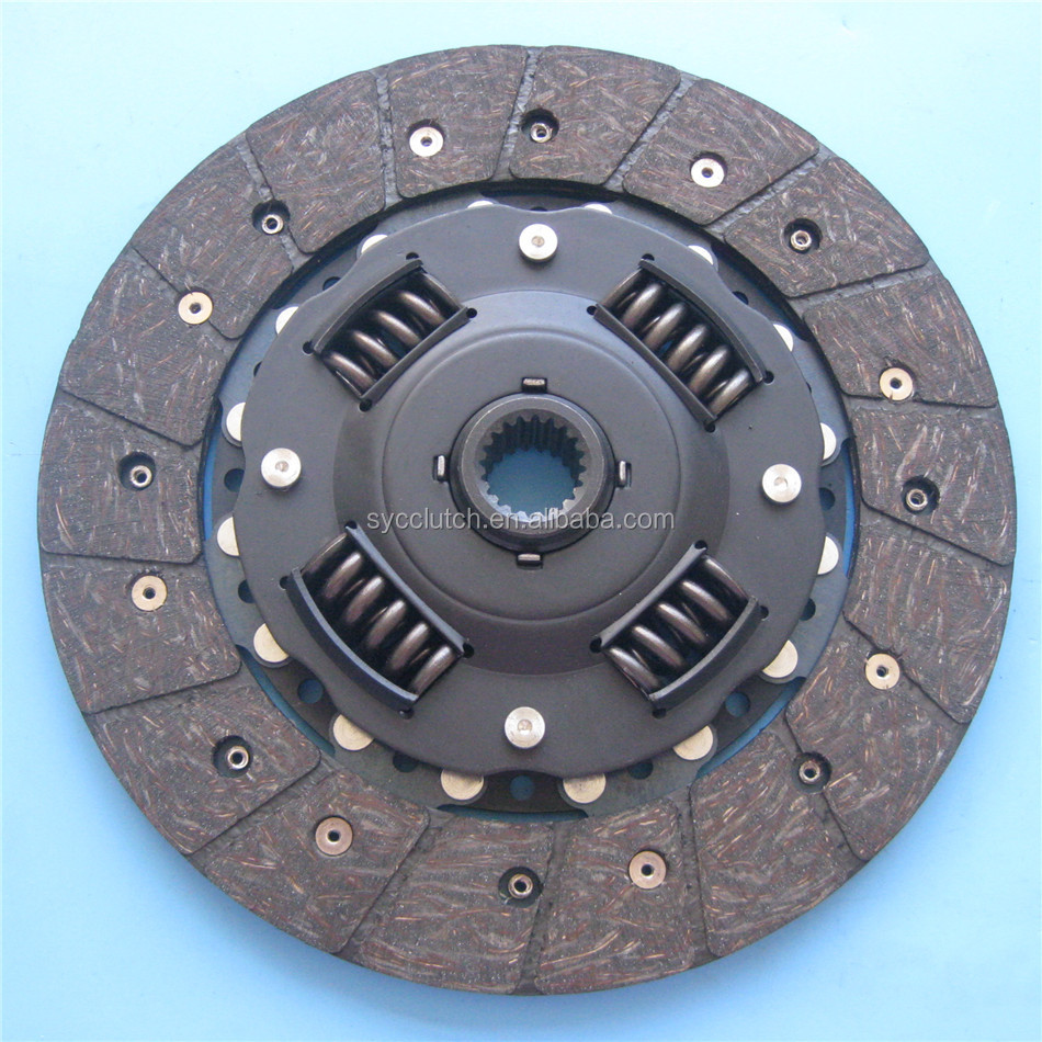 1136000161 orignal appearance clutch disc for Geely EMGRAND EC7 4G15 4G18