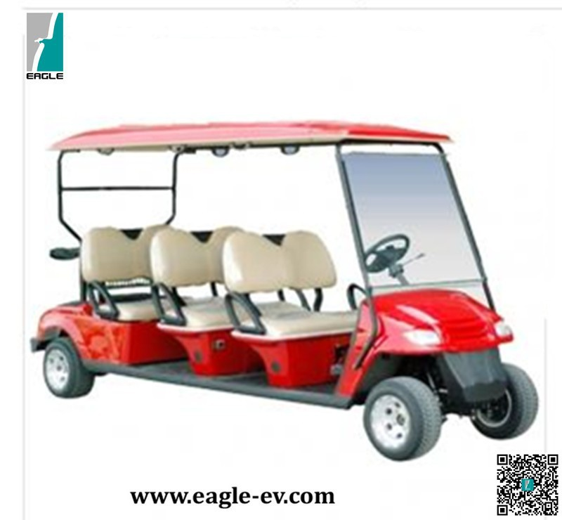 Electric Golf cart, 6 seats golf buggy, EG2069K